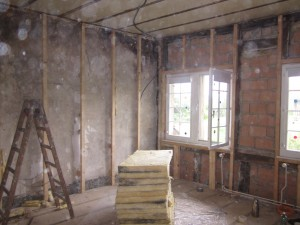 Home Insulation Interior Walls